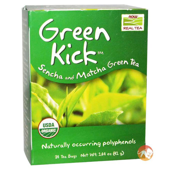 Green Kick 24 Tea Bags