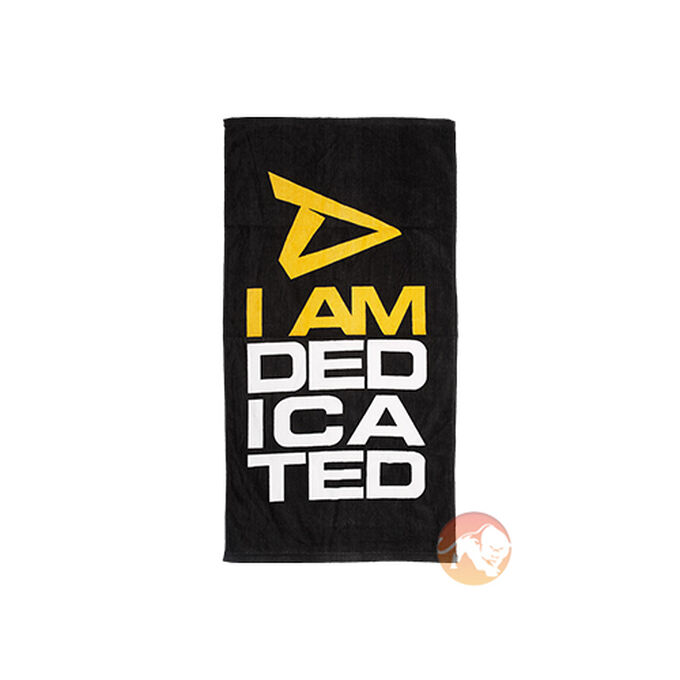Dedicated Nutrition Dedicated I Am Dedicated Towel 50 x 100cm