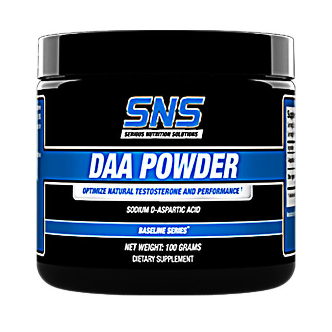 Serious Nutrition Solutions DAA Powder 100g