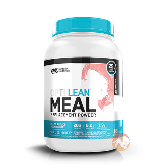 Opti-Lean Meal Replacement Powder Strawberry 954g