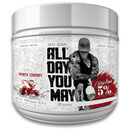 5% Nutrition Alldayyoumay - White Cherry - 30 Servings - 10:1:1 BCAA ratio