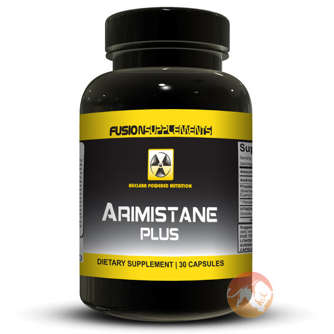 Fusion supplements Arimistane Plus 30 Capsules