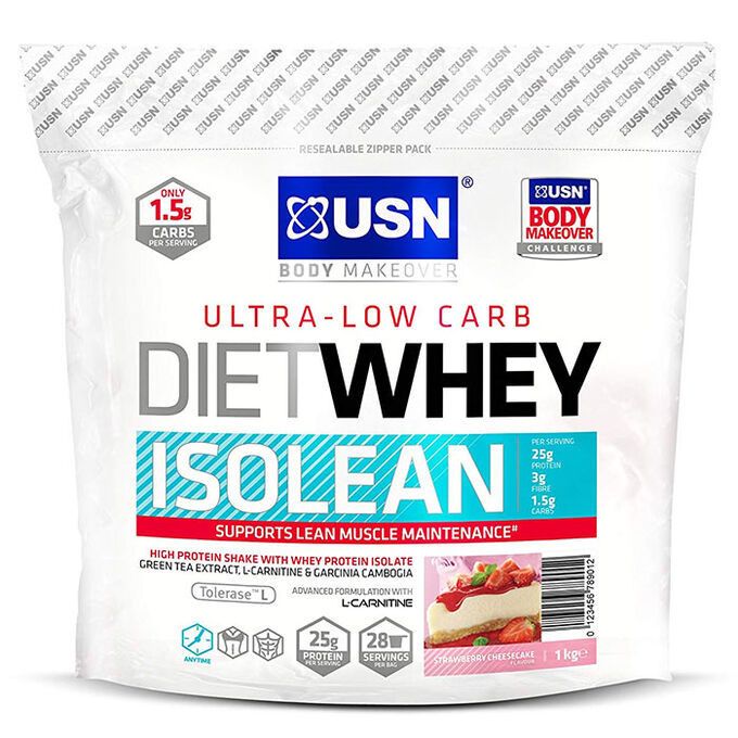 Diet Whey Isolean 2kg Battenberg