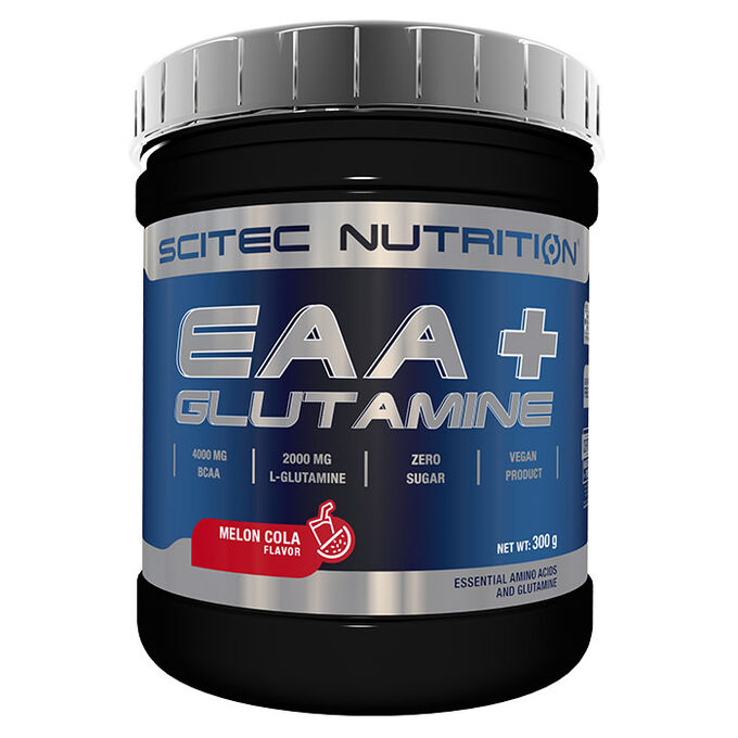 EAA+ Glutamine Xpress 300g Melon Cola