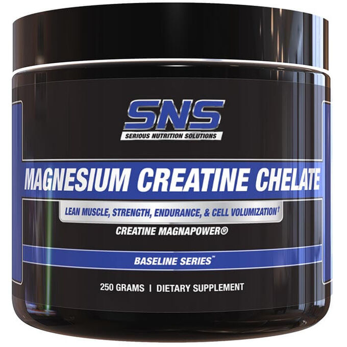 Serious Nutrition Solutions Magnesium Creatine Chelate 250g
