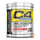 C4 Mass 30 Servings Fruit Punch
