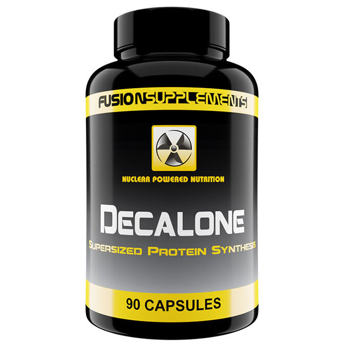 Buy Fusion Supplements Decalone | Pro-Hormones | PH