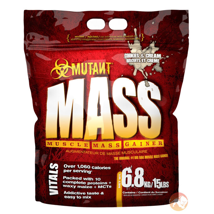 Mutant Mass 6.8kg Peanut Butter Chocolate