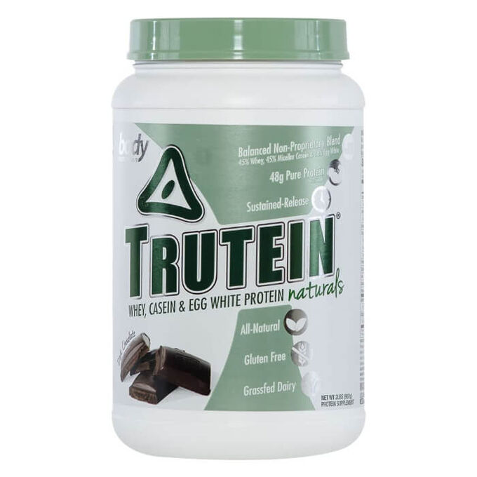 Body Nutrition Trutein Naturals 907g Dark Chocolate
