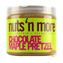 Nuts n More Peanut Butter 454g Chocolate Maple Pretzel