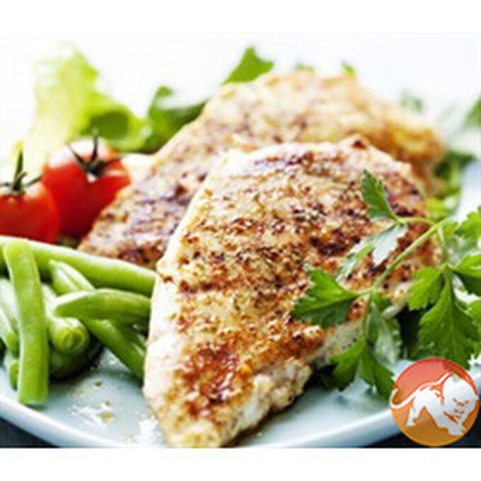 Corn-fed Chicken Breasts (Skin-on)