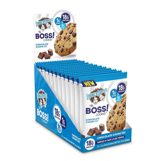 Lenny & Larry's Boss Cookie 12 Pack Chocolate Chunk