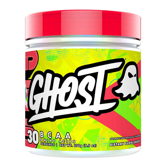 Ghost Lifestyle Ghost BCAA 30 Servings Lemon Lime