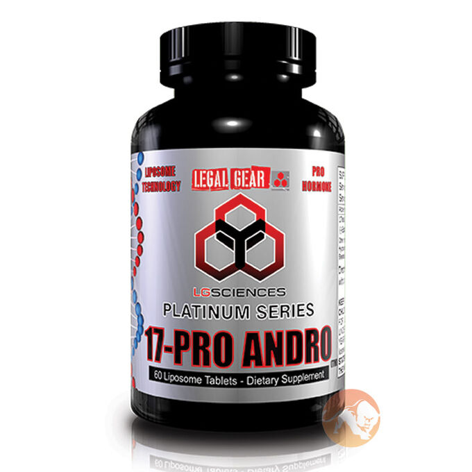 17-Pro Andro 60 Tablets