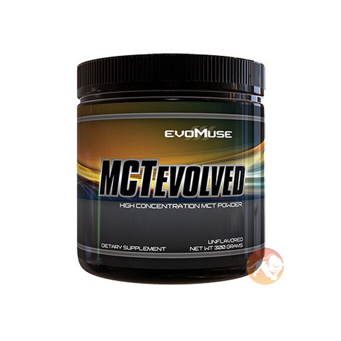 Evomuse MCT Evolved 30 servings Unflavoured
