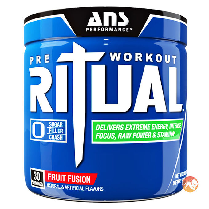 Ritual 30 Servings - Fruit Fusion