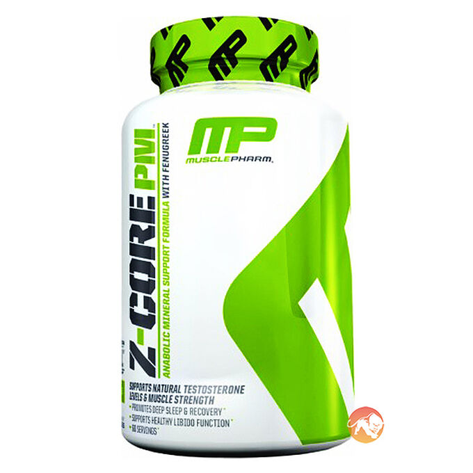 MusclePharm Z-Core PM 60 Caps