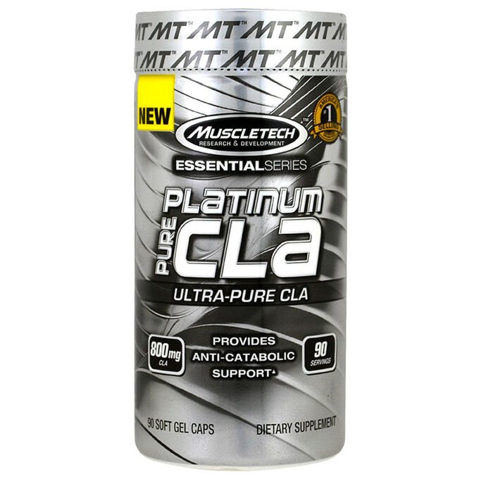 Platinum Pure CLA - 90 Softgels