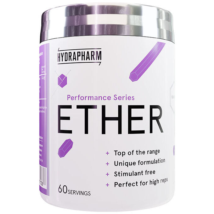 Hydrapharm Ether 60 Servings Unflavoured