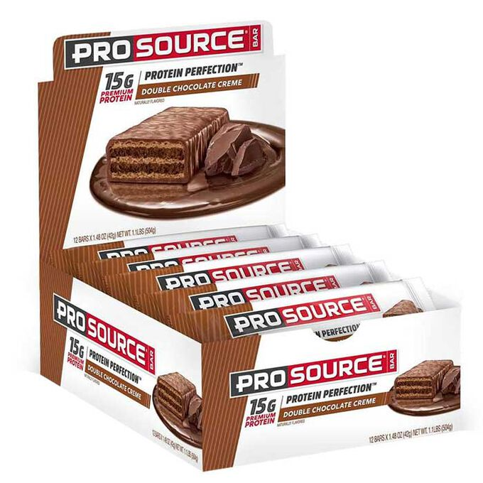 Prosource Protein Bar 12 Bars Chocolate Peanut Butter
