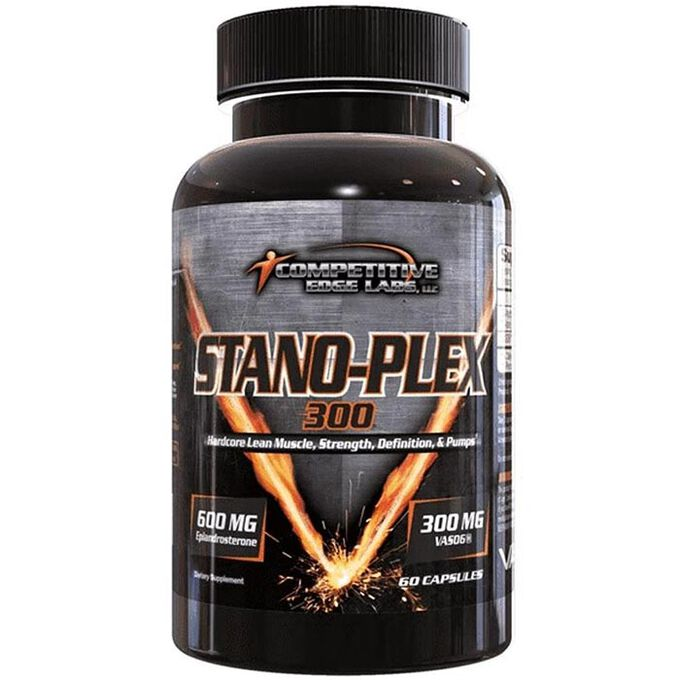Competitive Edge Labs Stano-Plex 300 60 Capsules