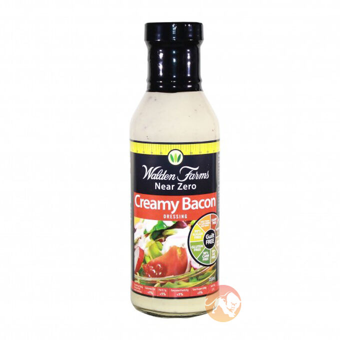 Walden Farms Calorie Free Creamy Bacon Dressing 355ml