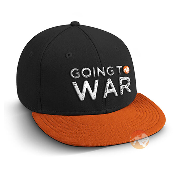 Going to War Snapback One Size