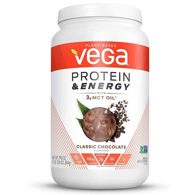 Protein & Energy 510g Classic Chocolate