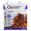 Quest Protein Shake RTD 4 Pack Chocolate