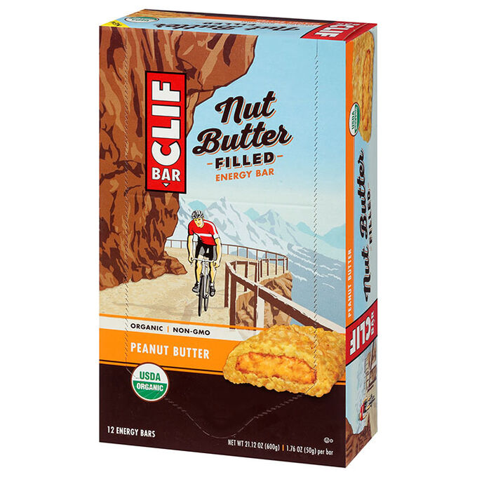 Are clif bars organic