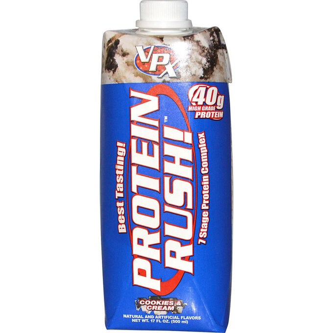 VPX Sports Protein Rush RTD