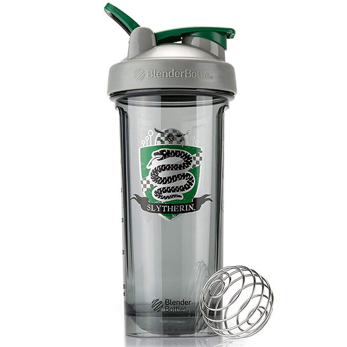 Harry Potter Shaker Bottle Slytherin