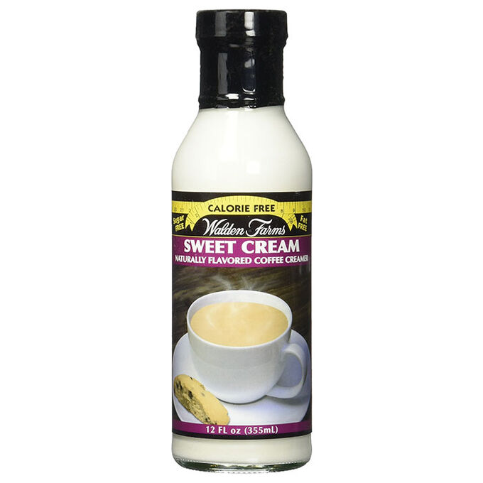Walden Farms Coffee Creamer 355ml - Sweet Cream