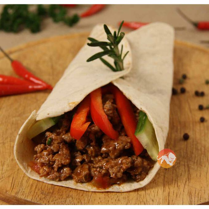 Kezie Foods Grass Fed Beef Mince 500g Pack