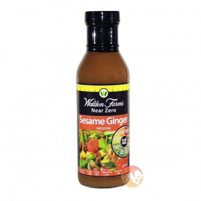 Sesame Ginger Dressing 355ml