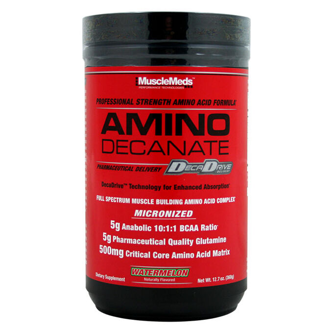 Amino Decanate 30 Servings Citrus Lime