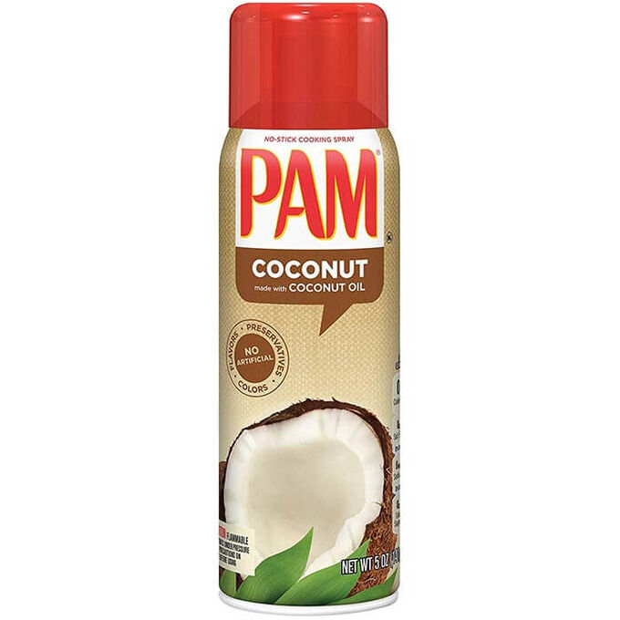 PAM Coconut Oil Spray 141ml