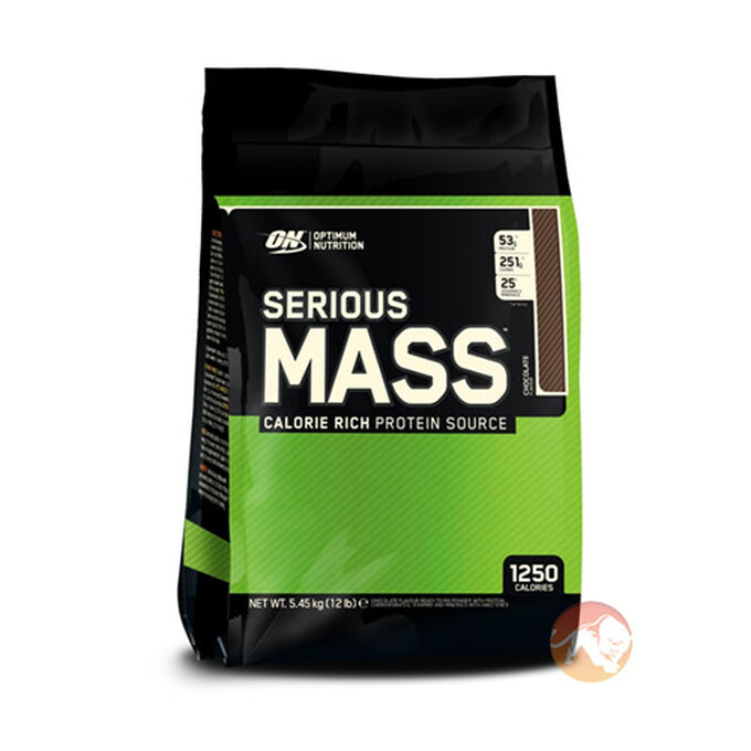 Optimum Nutrition Serious Mass Chocolate Peanut Butter Review
