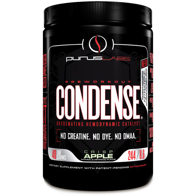 Condense 40 Servings Apple