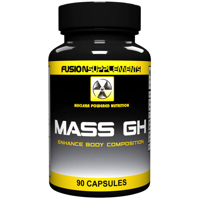 Fusion supplements Mass GH 90 Capsules
