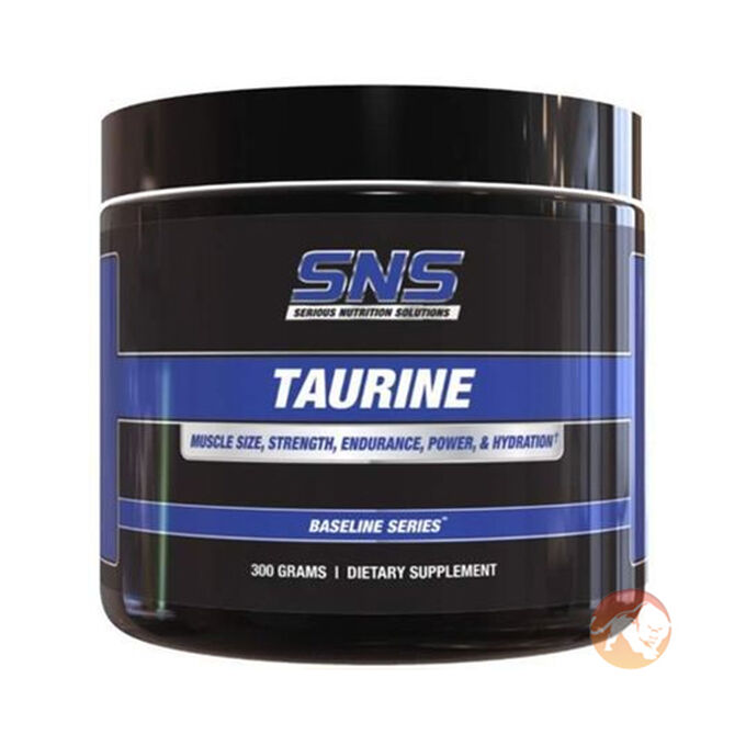 Serious Nutrition Solutions Taurine 300g