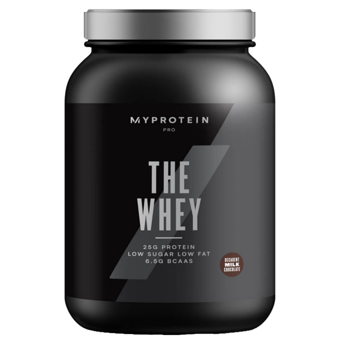 Myprotein The Whey 1.8kg Decadent Milk Chocolate