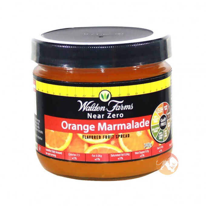 Orange Marmalade Fruit Spread 12oz