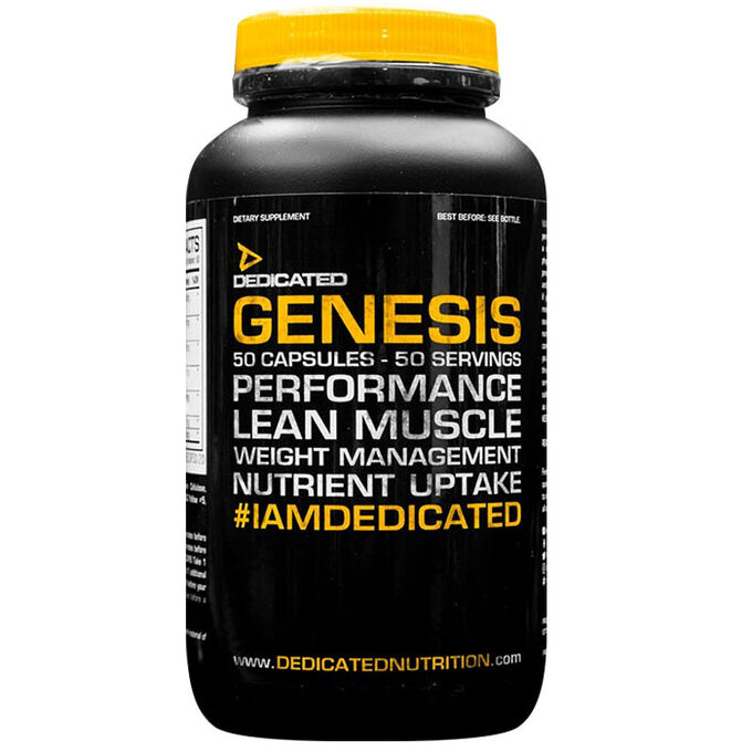 Dedicated Nutrition Genesis