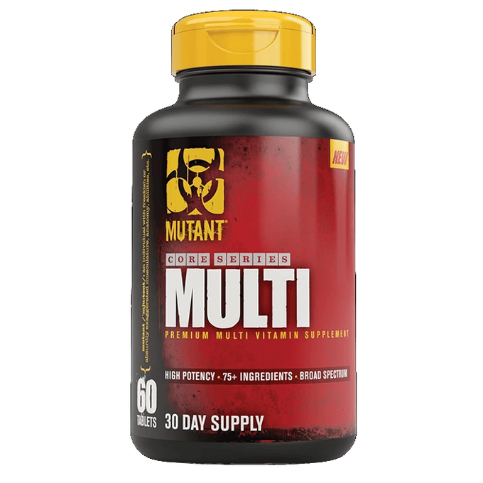Mutant Mutant Core Series Multi 60 Tablets