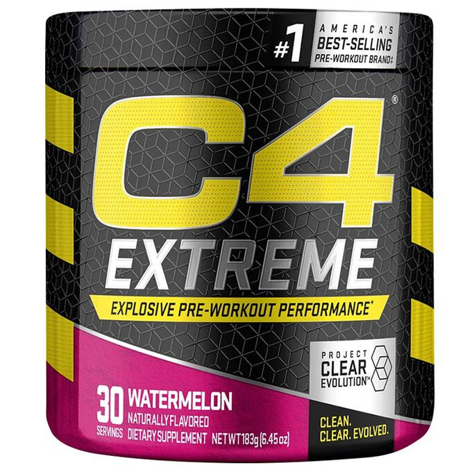 Cellucor C4 Extreme 30 Servings Watermelon