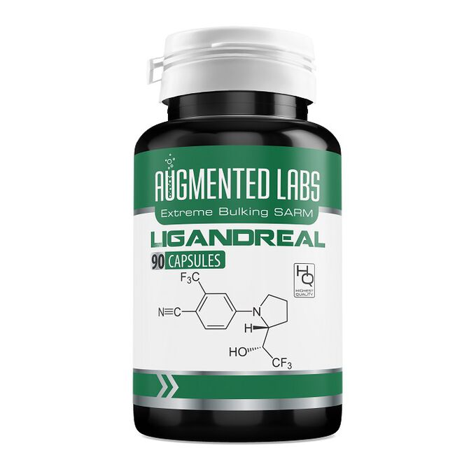 Augmented Labs Ligandreal 90 Capsules