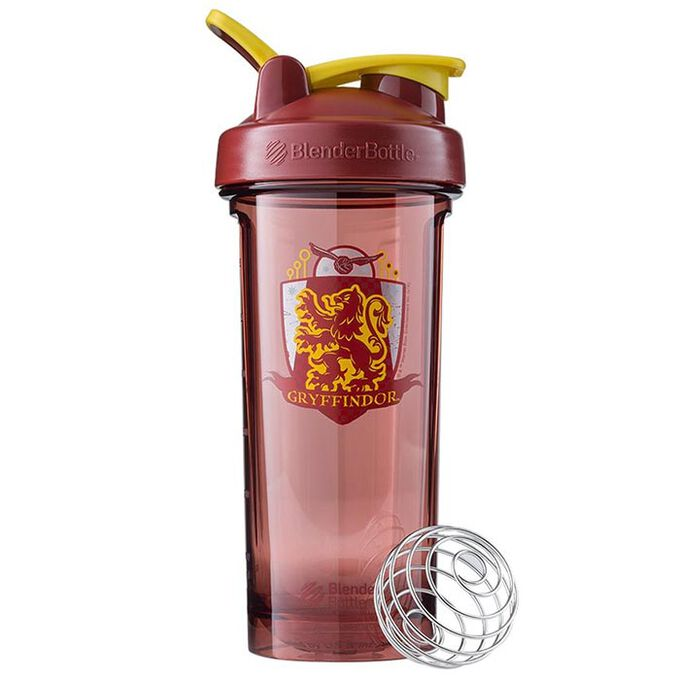 Blender Bottle Harry Potter Shaker Bottle Gryffindor