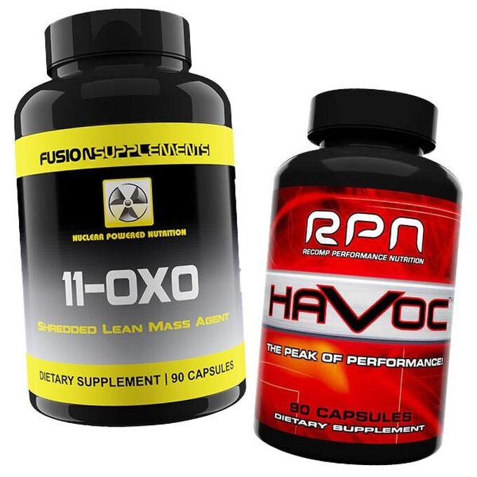 Lean and Hard Gains Stack