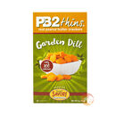 PB Thins Peanut Butter Crackers 198g Garden Dill